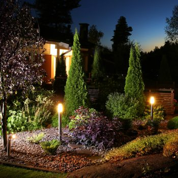 outdoor lighting tips for spring roman electric
